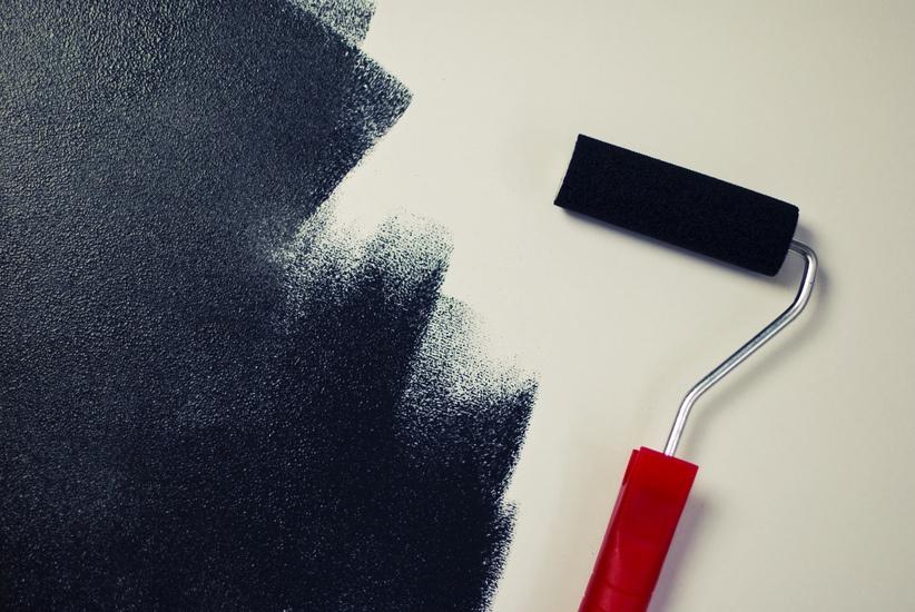 painting-black-paint-roller-large