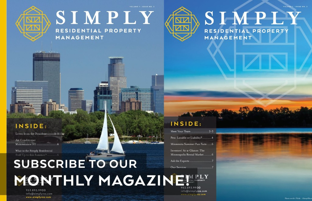 Simply residential property management in minneapolis
