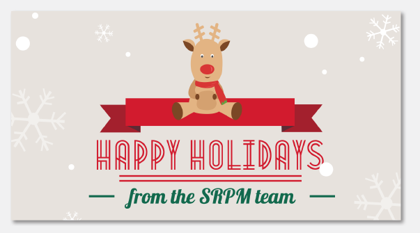happy holidays from simply residential property management