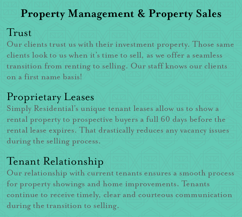 estate management real residential: